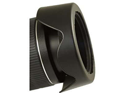 A&R Professional 62mm Reversible Lens Hood For Sony 18-200mm 18-250mm Tamron 18-270mm