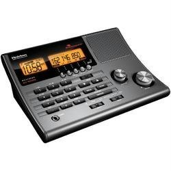 UNIDEN BC370CRS 300-Channel All-Hazard CRS Clock Radio Scanner-by-UNIDEN