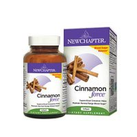 New Chapter Cinnamonforce 120 Sgels ( Multi-Pack)