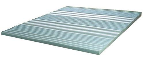 Topper Watergel mit Stoff tastex Cool fur harte Matratze, Einzelbett: 80x 190–195–200cm