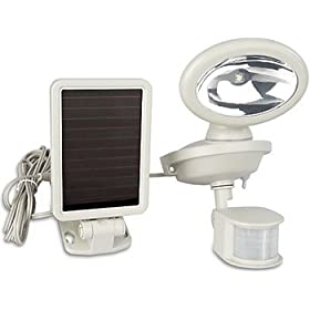 Motion-Activated LED Security Floodlight