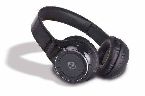 Idance Blue300Bl Bluetooth Headphones - Black