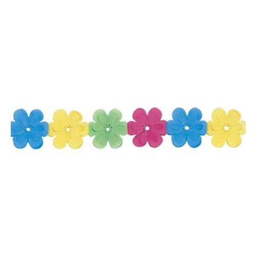 Flower Garland Party Accessory (1 count) (1/Pkg)