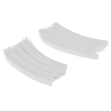 Zcl 0603 Smd 67-Kind Capacitance Value Set - White (1675 Pcs)