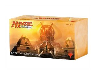 Magic The Gathering: Amonkhet Deckbuilder's Toolkit - Francais
