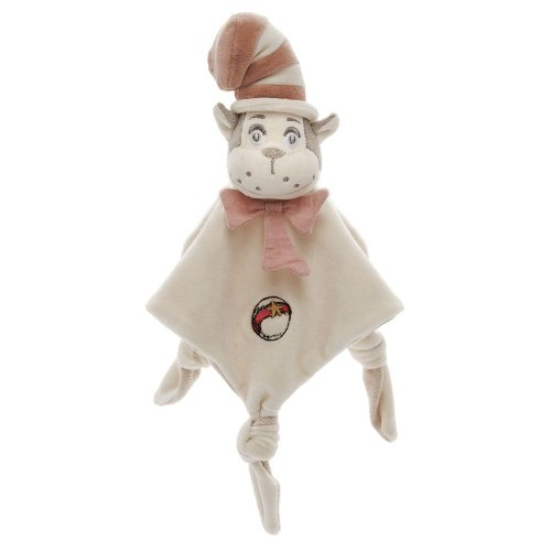 MiYim Organic Cotton Cat in the Hat Dr. Seuss Lovie Blankie