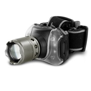 New Ultra-Bright Cree 3W Headlamp With Zoom Function