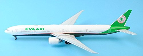 KNL® Phoenix 11209 Taiwan Airlines B777-300ER B-16725 1:400 (Eva Air Model compare prices)