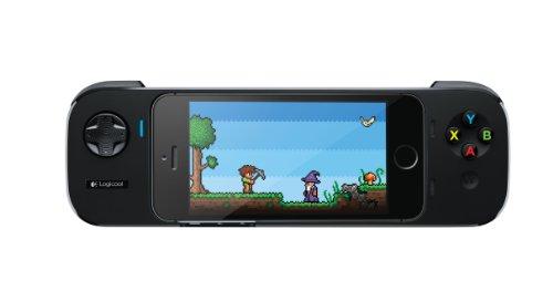 iPhone用外付けコントローラー「ロジクール G550 パワーシェル コントローラ + バッテリー」