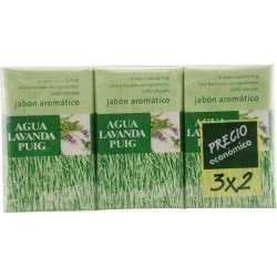 Agua Lavanda Puig By Antonio Puig For Men and Women. Set-set Of 2 Soaps Plus 1 Free And Each Is 4.4 OZ by Antonio Puig