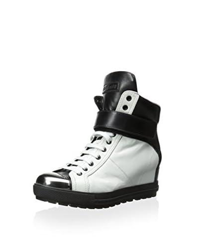 Miu Miu Women's Leather Sneaker