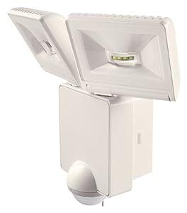Theben 2fachLEDStrahler mit Bewegungsmelder Luxa 102140 LED 16W, 1020973  BaumarktÜberprüfung und weitere Informationen