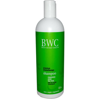 Beauty Without Cruelty - Beauty Without Cruelty Shampoo Rosemary Mint And Tea Tree - 16 Fl Oz - Pack Of 1