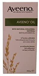 Aveeno Bath & Shower Oil x 250ml