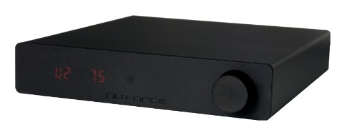 Nuforce Dda-100, High-End Audiophile-Grade Sound Quality Digital Integrated Amplifier For Computer And Home Audio (Black)
