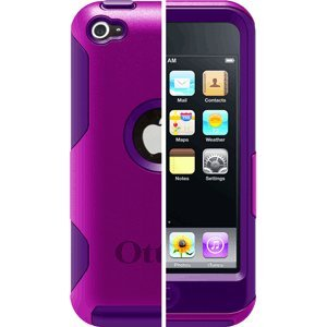 OtterBox Commuter Case for iPod Touch 4th Gen (Purple)
