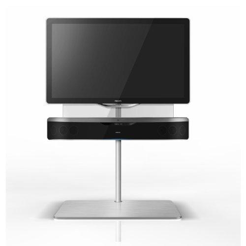 philips sts1300 standfu f r flat tv bis diagonale 117cm. Black Bedroom Furniture Sets. Home Design Ideas