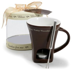 Danesco BLISS Chocolate Fondue Mug
