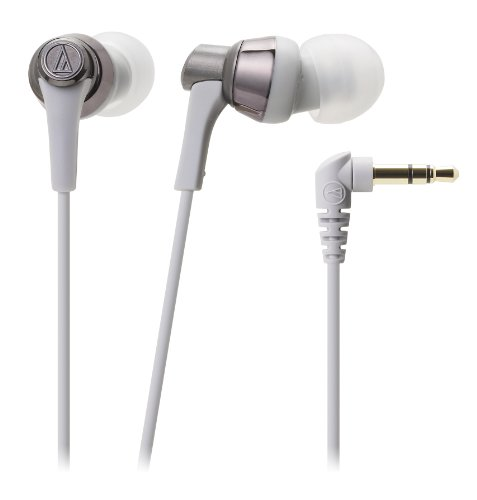 Audio-Technica Earbuds Gray Ath-Ckr3 Gy