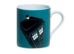 Doctor Who Tardis Mug, Single, Blue
