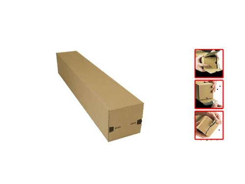 315x105x105 mm, Versandhülse A3 quadratisch