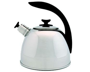Berghoff 1104171 Lucia Whistling Kettle, 11-Cup