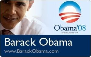 Barack Obama For President 2008