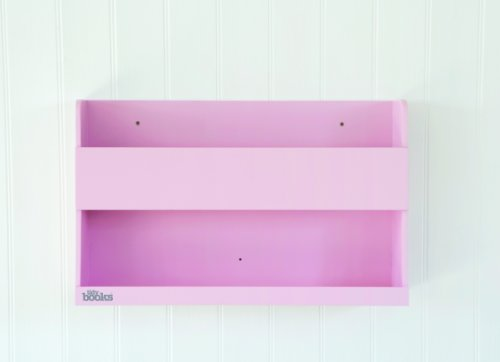 Tidy Books Children's Bunk Bed Storage (Pink)