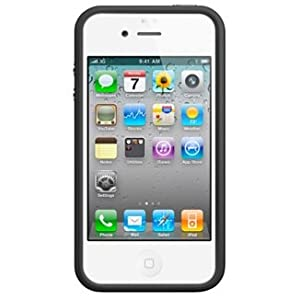 Apple iPhone 4 Bumper - Black (MC597ZM/A)