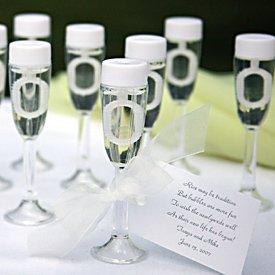72 Champagne Glass Bubble Wedding Favours- NEW: Amazon.co ...