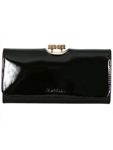 Ted Baker Maggye Black Purse