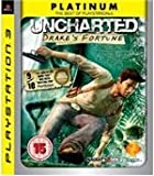 echange, troc Uncharted - Drake's Fortune - Platinum (PS3)