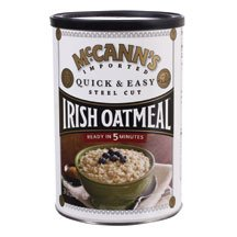 Oatmeal, Steel Cut Canistr, 24 oz ( Value Bulk Multi-pack)