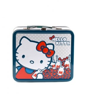 Lunch Box - Hello Kitty - Milk