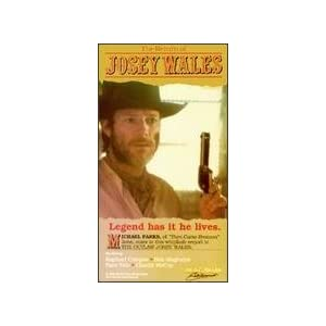 The Return of Josey Wales movie