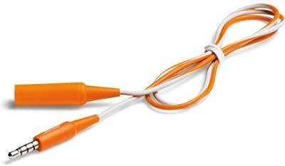 Bose® SIE2 Sport Headphones Extension Cable - Orange