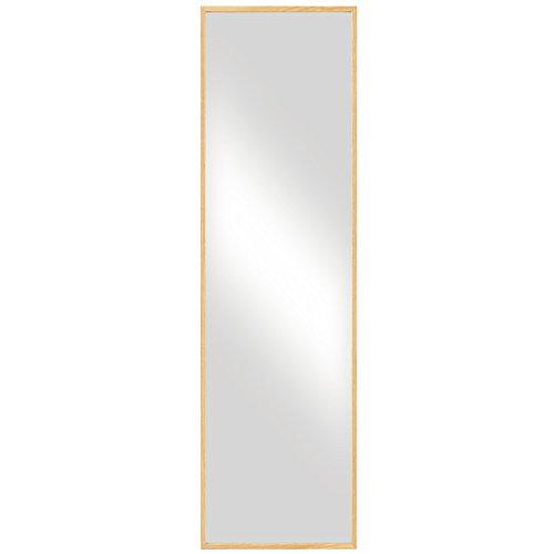 無印良品 オーク材ミラー・大 幅44×奥行33×高さ150.5cm