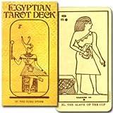 【タロットに秘められた古代エジプトの叡智】 エジプシャン・タロット<AGM>