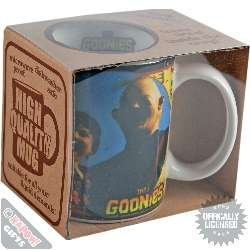 The Goonies Gift Boxed Mug 80s Classic Movie Sloth Loves Chunk (with free key ring)
