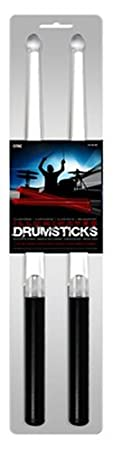 TAC DSK-RED Illuminated Drum Sticks - Red