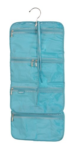 baggallini luggage hanging cosmetic bag all travel bag