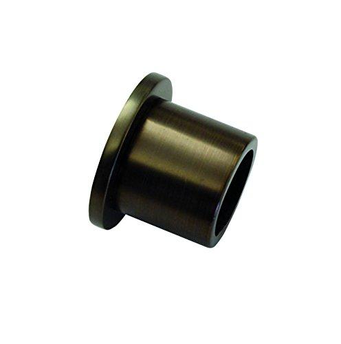 Gardinia 31376 au montage pour tringles série chicago, diamètre 20 mm (bronze)