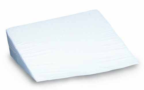 Mabis Dmi Healthcare Foam Bed Wedges, White, One front-15503