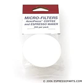 AeroPress Micro-Filters, *Value Pack* Package of 700