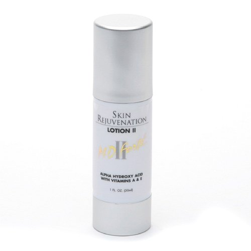 M.D. Forte Skin Rejuvenation Lotion Ii, Alpha Hydroxy Acid With Vitamins A & E 1 Fl Oz (30 Ml)
