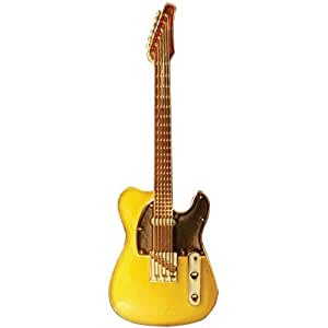 pin music electric guitar yellow toys games. Black Bedroom Furniture Sets. Home Design Ideas