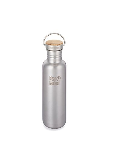 klean-kanteen-gourde-en-acier-inoxydable-reflechissant-brushed-finish-27-oz-800-ml