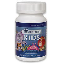 Transfer Factor Kids By 4Life - 60 Tablets front-615233