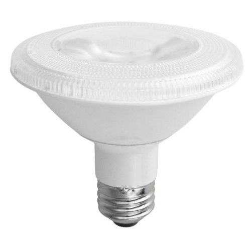 Tcp Led10P30Sd30Kfl Dimmable 10 Watt 3000K Smooth Par30 Lamp, Frosted
