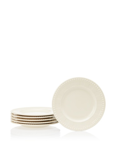 """Venice 6"""" Bread And Butter Plate [Set Of 6]"""